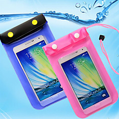 colhedor impermeáveis botões da tela de toque para Samsung Galaxy S6 / S4 / S5 / s6edge / s3mini / s4mini / s5mini / s3 (cores sortidas)