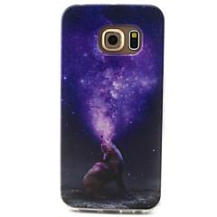 tähtimuodostelmassa tpu materiaalia puhelin kotelo Samsung Galaxy S3 S4 S5 S6 s3mini s4mini s5mini s6 reuna