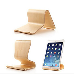 basamenti di legno Samdi per kindle stand macbook air basamento del ipad basamento aria ipad mini supporto, Samsung Galaxy Tab 4/3/2