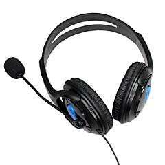 Kinghan® Plastic Voice Headphones for PS4
