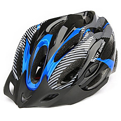 Casque ( Jaune/Rouge/Bleu/Argent , EPS + EPU )-de Femme/Homme/Unisexe - pentruCyclisme/Cyclisme en Montagne/Cyclisme sur