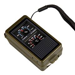 Fire Starter / fischio di sopravvivenza / Compassi / Termometri / Lente d'ingrandimento Campeggio / All'apertoMultifunzione / Nautico /