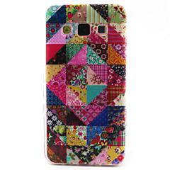 Για Samsung Galaxy Θήκη Με σχέδια tok Πίσω Κάλυμμα tok Γεωμετρικά σχήματα TPU Samsung A5 / A3