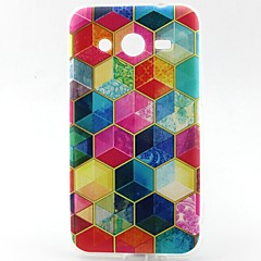 Painted Pattern TPU Material Soft Phone Case for Samsung G355H G530 G357F G360 G386F G850F G3500