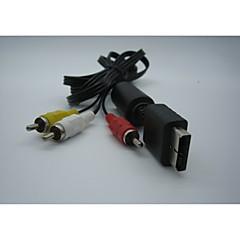 Conjuntos de Acessórios - Ipega - PS2-1 - Hub USB - de Fibra de Carbono - PS/2 - para Sony PS2