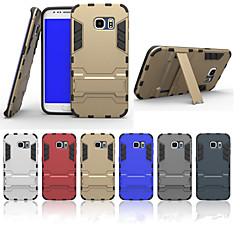 Super Hero Rugged Dual Layer TPU+PC Phone Hard Cover Case For Samsung Galaxy S6 Edge/S6 Edge Plus/S6/S5 Heavy Duty