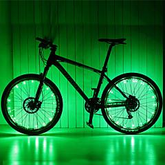 leadbike 2 Mode lumière de roue / LED / lumière parlaient lumières de sécurité / ampoules LED / lampes de poche