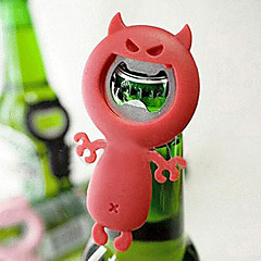 Djævelen vampyr oplukker skruetrækker øl proptrækker samleobjekter (tilfældig farve)