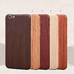 Wood Grain Full Body Protector Film Sticker for iPhone 6/iPhone 6S(Assorted Colors)