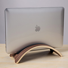 Samdi®  Luxury Wood Stand Mount Holder Platform for All Kinds of Laptops