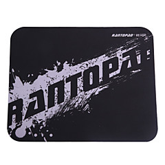 rantopad h1-mini noir surface du tissu jeu à base de caoutchouc tapis de souris
