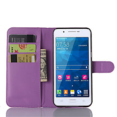 Litchi Grain Flip Leather Wallet Case Stand Cover for Samsung Galaxy A8/A7/A5/A3 Mobile Phone Case Bag