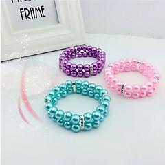 Katzen / Hunde Halsbänder Wasserdicht Solide Blau / Rosa / Purpur Plastik