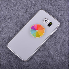 Lemon Pattern TPU Soft Case for Samsung S3/S3 Mini/S4/S4 Mini/S5/S5 Mini/S6/S6 Edge/S6 Edge Plus