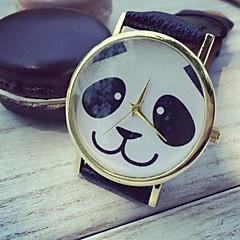 mode vrouwen horloges cartoon panda quartz horloges