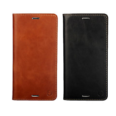monivärinen öljy sivulohko ensimmäinen kerros nahkaa lompakko kotelo Sony Xperia Z3 (eri värejä)