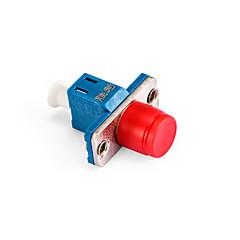 Shengwei® OCLF-101 Fiber Optic Cable Adapter/Coupler LC-FC for Duplex Multimode Fiber Tester