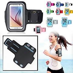"df slank trendy 5,7 ""sport armbånd for Samsung Galaxy Note 4 / notat edge og andre telefoner (assorterte farger)"
