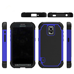 Hybrid Rugged Rubber Silicon+PC Shockproof 2 In 1 Hard Cover Cases For Samsung Galaxy S3 Mini/S4 Mini/S5 Mini/S5 Active