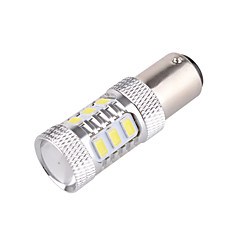 YOBO BAY15D(1157)-G 12*5730LED+1*CREE Cold White 560-580LM 7000-7500K  Light Bulb Lamp  for Car Brake Light (DC12V-24V)