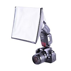 universelle flash de studio diffuseur softbox LumiQuest softbox iii ajustement pour Canon, Nikon, Sony sigma Fujifilm flash en