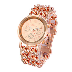 Women Rhinestone Ladies Dress Quartz Watches(Assorted Colors)