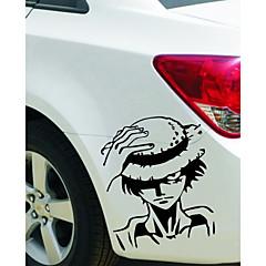 adesivos de carro 3d decoração do corpo do carro personagem dos desenhos animados adesivo autocolante