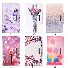 10.1 Inch Special Pattern PU leather Stand Case with Magnetic Buckle for Samsung Galaxy Tab 4 T530(Assorted Colors)