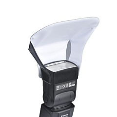 Micnova MQ-b11 boîte à lumière universelle diffuseur poche videur pour Canon, Nikon, Sony Flash speedlight