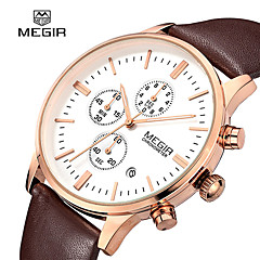 MEGIR® Business Watch of High Quality and Waterproof Outdoor Chronograph Cool Watch Unique Watch