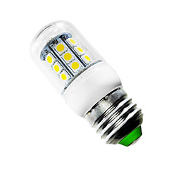 3W E26/E27 LED Corn Lights T 27 SMD 5050 280 lm Warm White AC 85-265 V