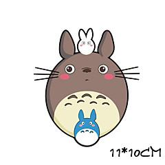engraçado tonari no Totoro etiqueta do carro da parede da janela de carro carro decalque styling