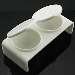 1pcs cristalli liquidi coppa di cristallo strumenti chiodo tazza