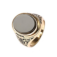 Retro Domineering Personality Ring Lord of the Rings