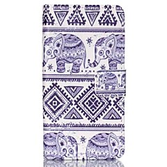 Na Etui Sony / Xperia Z3 Portfel / Etui na karty / Z podpórką / Flip Kılıf Futerał Kılıf Słoń Twarde Skóra PU na SonySony Xperia Z5
