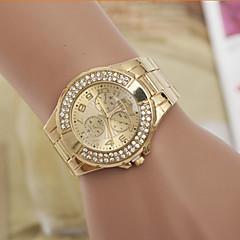 donna e gli uomini orologio diamante