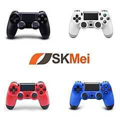 [Special Deal] SKMei® Dualshock Wireless Bluetooth Controller for PS4 (Assorted Colors)
