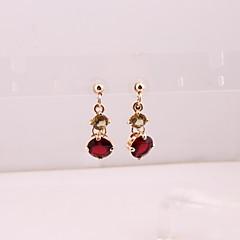 Fashion new style women crystal drop earrings