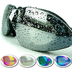 Made In China Goggles Πισίνα Γυναικεία / Men's / Γιούνισεξ Κατά της ομίχλης / Αδιάβροχη / Ρυθμιζόμενο μέγεθος / Προστασία-UV Πλαστικό