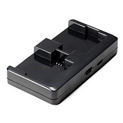 GOPRO 3분의 4 + / 3 미니 마이크로의 USB doppio 배터리 충전기