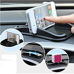 Phone Holder Stand Mount Car / Desk Other Silicone for Mobile Phone