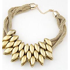 European Style Fashion Collar Short Necklace