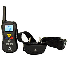 Patpet Remote waterproof dog Training Collar with LCD Display  (PTS-008)