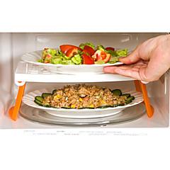 Cocina Plástico Repisas y Soportes