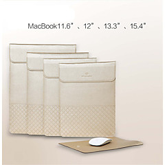 "11.6 ""12"" 13,3 ""15,4"" universell ryggsekk enkelt skulder laptop bag koffert filpakke fritid bag for MacBook"