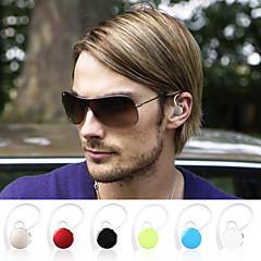아이폰 삼성 휴대 전화 태블릿 PC 용 마이크 inear 스타일의 이어폰과 6 색 미니 무선 블루투스 헤드셋