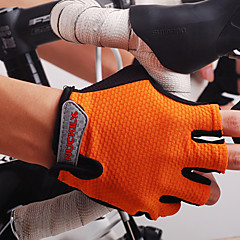 NUCKILY Cycling Gloves Gloves And A Half Of The Movement Of The Mountain Bike