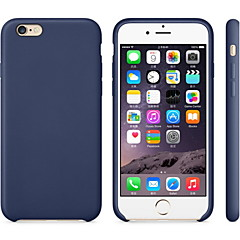 αρχική γνήσιο δέρμα πίσω κάλυψη περίπτωσης για το iphone 6s 6 συν