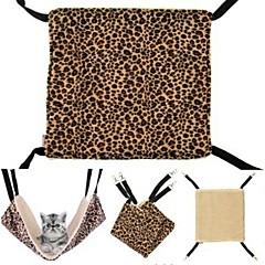 Outro - Outro - de Terylene - Leopardo - para Cães / Gatos