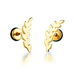 Z&X® Fashion Plated  Rhinestone Casual/Daily/ Party/ Casual Stud Earrings 2pcs